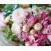 Авторский букет цветов 12