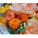 Авторский букет цветов 2